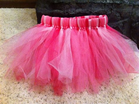 Handmade Tutus - diy s day projects handmade tulle skirt for 7