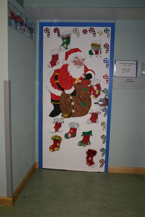 office christmas door decorating ideas attagoyuk