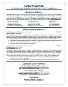 Resume Format For Transcriptionist by Sle Resume For Transcriptionist Without