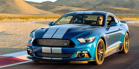 new 2017 shelby gte mustang debuts ford authority