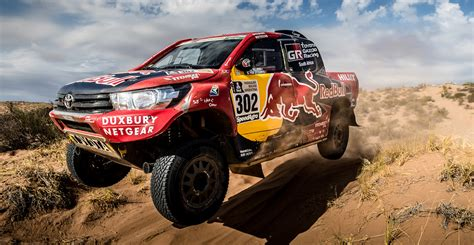 Split Level by Report Dakar Rally Toyota Gazoo Racing