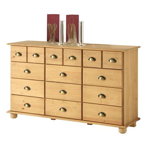 Commode Apothicaire by Commode Apothicaire Colmar En Pin Massif 12 Tiroirs