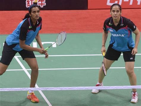 no saina nehwal pv sindhu in india s asia mixed team chionship squad ndtv sports