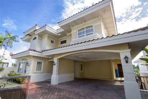 5 bed house to rent 5 bedroom house for rent in maria luisa park cebu grand