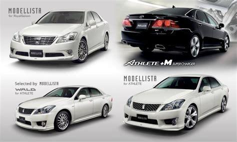 Toyota Tuning Companies Toyota Crown Tuned By Modellista Autoevolution