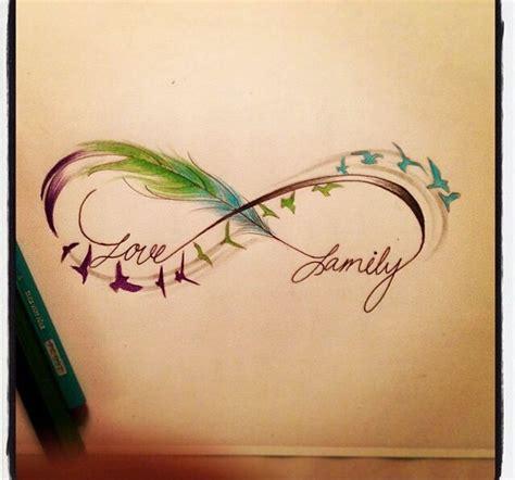 infinity tattoo stencil 35 family infinity symbol tattoos