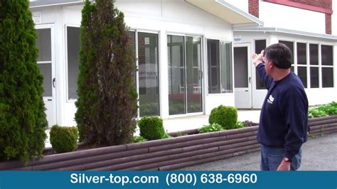 Silver Top Awnings by Buzz Discusses Silver Top S Screen Rooms And Enclosures