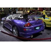 Fotos Mitsubishi Eclipse  Turbo E Spyder Cultura Mix