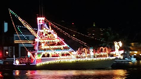 boat light up fort lauderdal christmas in ft lauderdale the hull boating and fishing forum