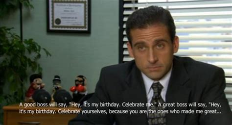 The Office Happy Birthday by The Office Birthday Quotes Quotesgram