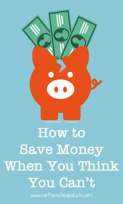 How To Get An Mba When You Cant Affort It by How To Save Money When You Think You Can T