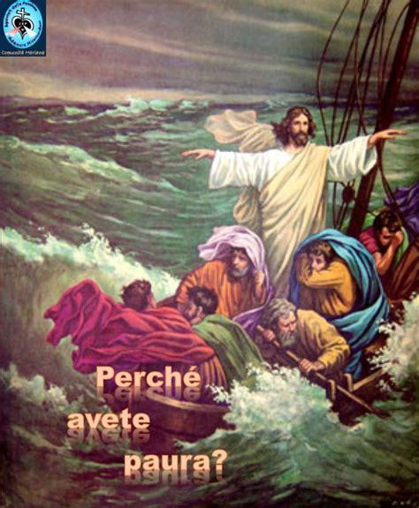 la tempesta sedata vrdg 01 07 2014 apostoli della passione dell