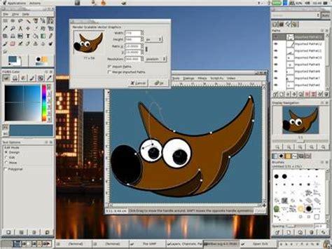 editor de imagenes jpg gratis descargar gimp gratis