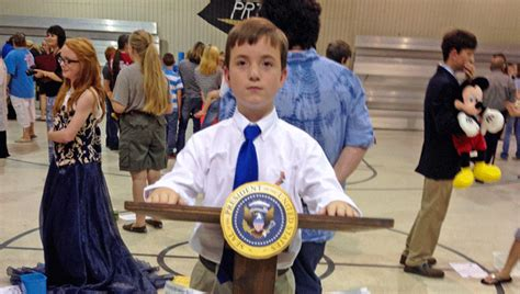 John F Kennedy Biography For Elementary Students | students host wax museum franklin county times
