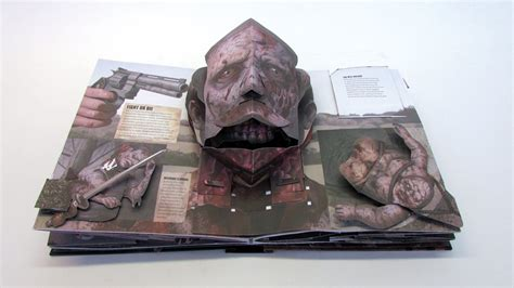the walking dead the pop up book the walking dead the pop up book