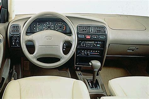 1991 96 infiniti g20 consumer guide auto