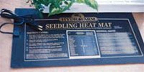 Soil Heating Mats by Electric Greenhouse Heaters Plant Heating Mats And Soil Heat Cables From Acf Greenhouses