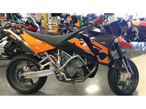 Ktm 950 Smr For Sale 2006 Ktm 950 Supermoto Orange For Sale On 2040motos