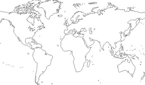 printable coloring pages world map world map coloring page with countries map free