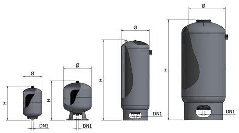 elbi vasi di espansione ht asme vasi di espansione elbi termoidraulica