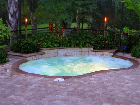 24 Small Swimming Pool Designs Decorating Ideas Design Small Backyard Inground Pools