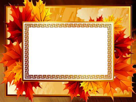 cornici autunno cornici foto luminosa in autunno