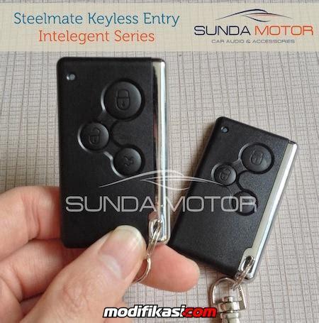 Alarm Mobil Merk Raiton Voxy Berkualitas 2 alarm mobil security system lengkap bergaransi berkualitas teknisi handal