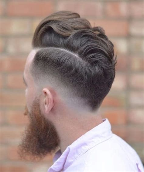 fade haircut ideas  rock