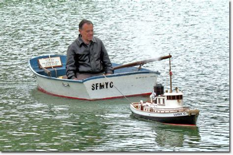steam powered rc boat quot all steam power quot model boat regatta in golden gate park