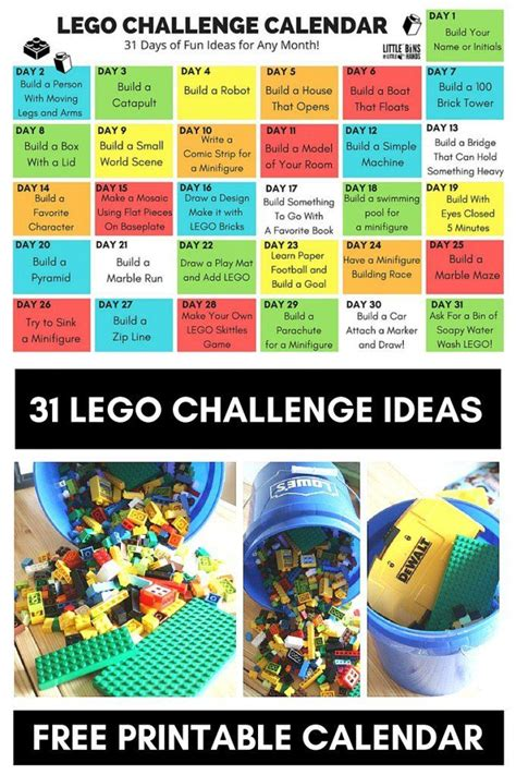 printable challenge 24 cards 1000 ideas about printable activities for on