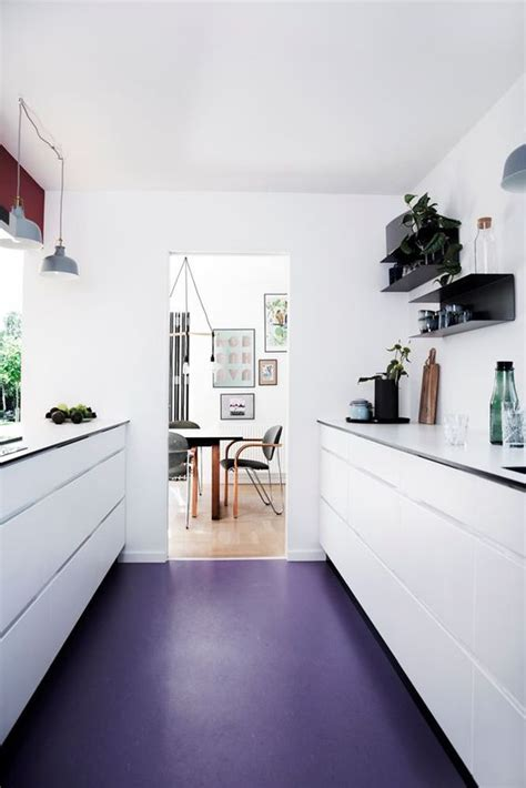 modern kitchen flooring ideas dands 29 vinyl flooring ideas with pros and cons digsdigs