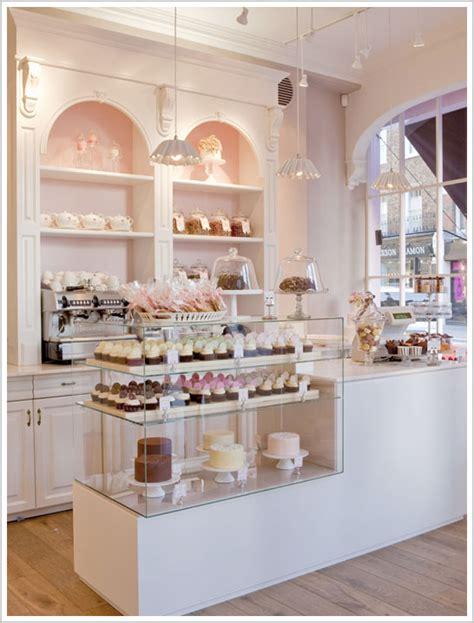 coffee shop design pink bakery tour peggy porschen cakes