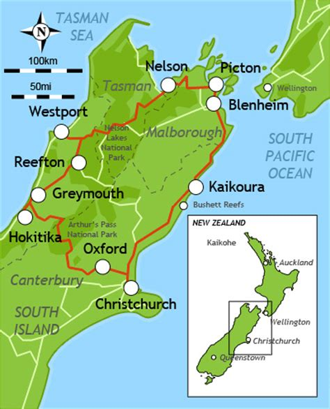 campervan travel  christchurch  day itinerary