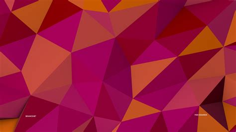 Home And Landscape Design Mac by Wallpaper Polygon 4k 5k Wallpaper 8k Pink Orange