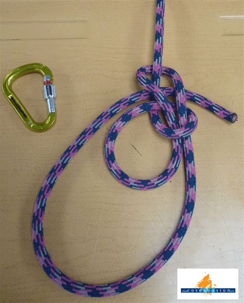 faire un noeud de chaise noeud de chaise cord 233 vasion