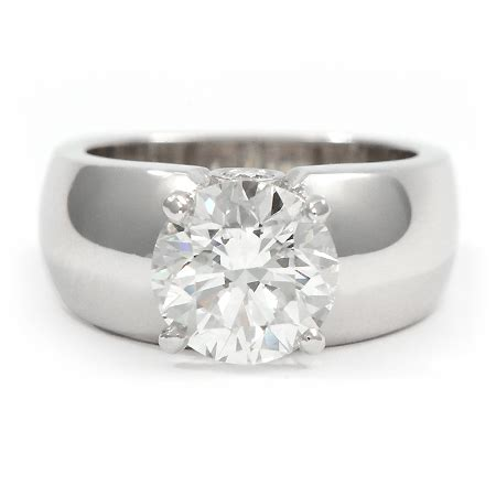 classic solitaire ring wedding jewelry wixon jewelers