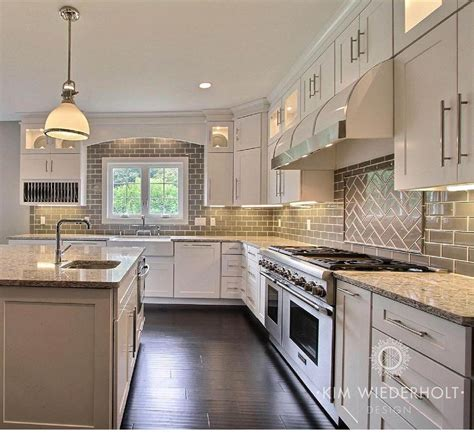 kitchen backsplash accent tile accent tile above range design ideas
