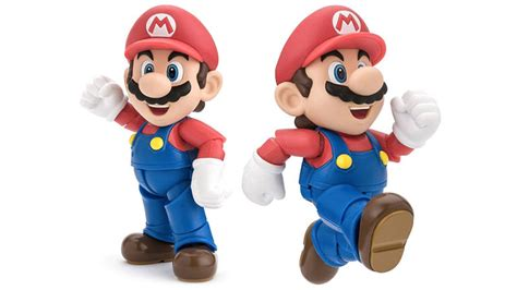 Mario Figure Isi 6 Fig 0630 a articulated mario figure is just what we needed