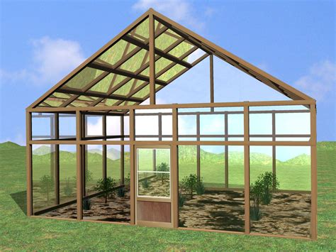 how to make a green house how to build a greenhouse door 13 steps with pictures