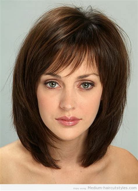 google images of shoulder length hair styles hairstyles for medium length hair 2014