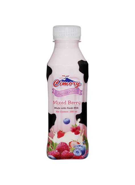 Cimory Yogurt Drink 250ml cimory yoghurt drink mixed berry btl 250ml klikindomaret