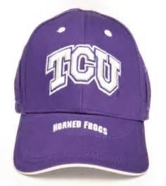 tcu colors tcu horned frogs school color cap