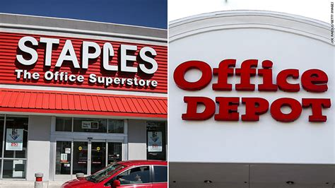Office Depot Staples u s tries to kill staples office depot marriage again