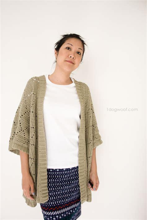 kimono cardigan pattern free summer diamonds kimono cardigan one dog woof
