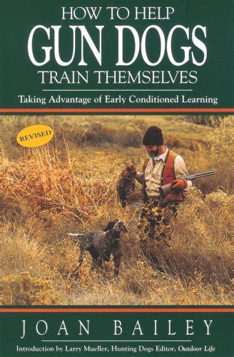 how to gun dogs how to help gun dogs themselves taking advantage of early condtioned learning