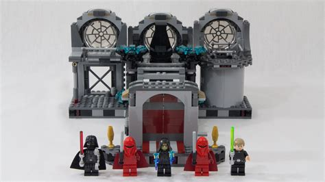 death star lego star wars final duel lego star wars death star final duel set 75093 stop