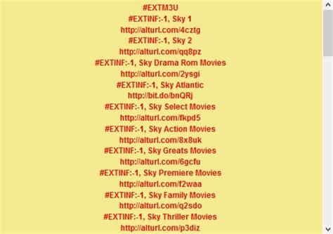 best iptv list how to create your own iptv list best for kodi
