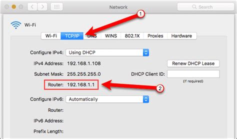 Search Through Address How To Find The Ip Address Of Your Router Using Different
