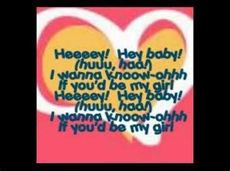hey baby testo hey baby if you ll be my dj otzi musica e