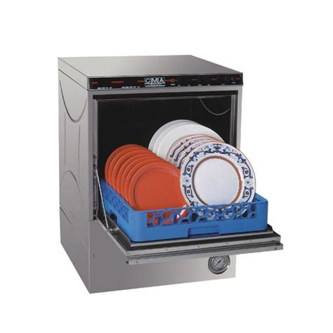 No Plumbing Dishwasher by Undercounter Dishwasher High Temp With Booster Cma
